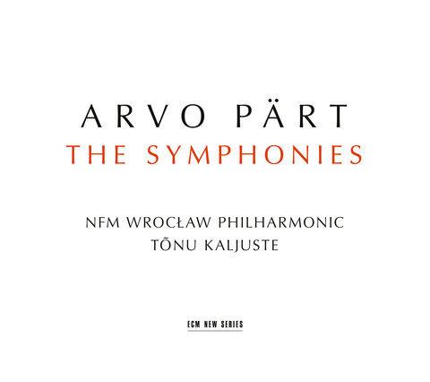 Arvo Pärt. The Symphonies