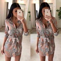 Beezikas casual kleit