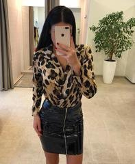 Leopardi mustriga body