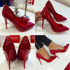 Punased klassikalised kingad