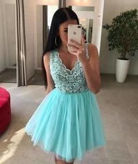 Mint puhvis seelikuosaga skater kleit