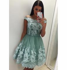 Mint tooni skater kleit