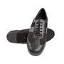 Meeste tantsukingad - musta värvi nahk\seemisnahk, konts 2,5 cm
