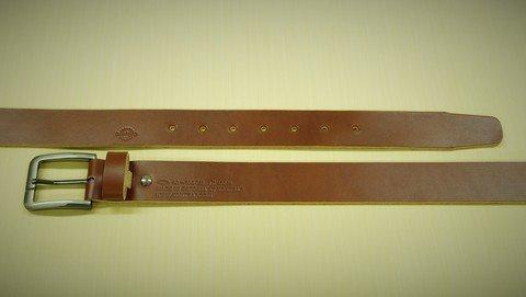 Rihm 35 mm, punakaspruun