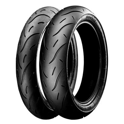 Heidenau K80 160/60 - 17 M/C sport tire