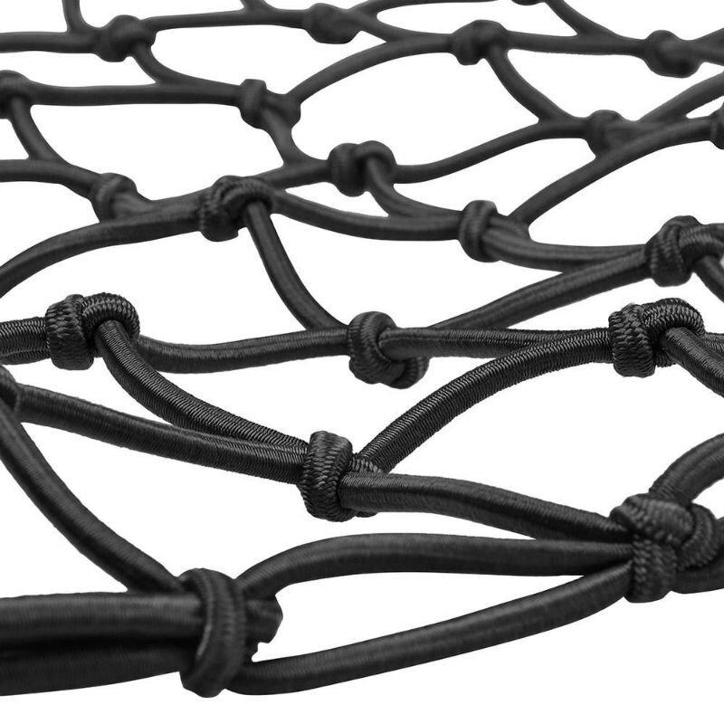 Luggage net 40x40 cm (black)