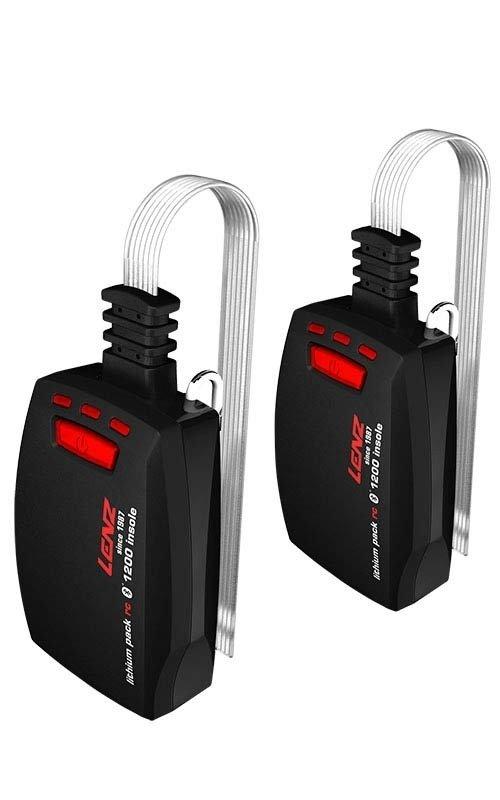 Lenz rcB 1200 (EU/US/UK/AUS) lithium pack insole