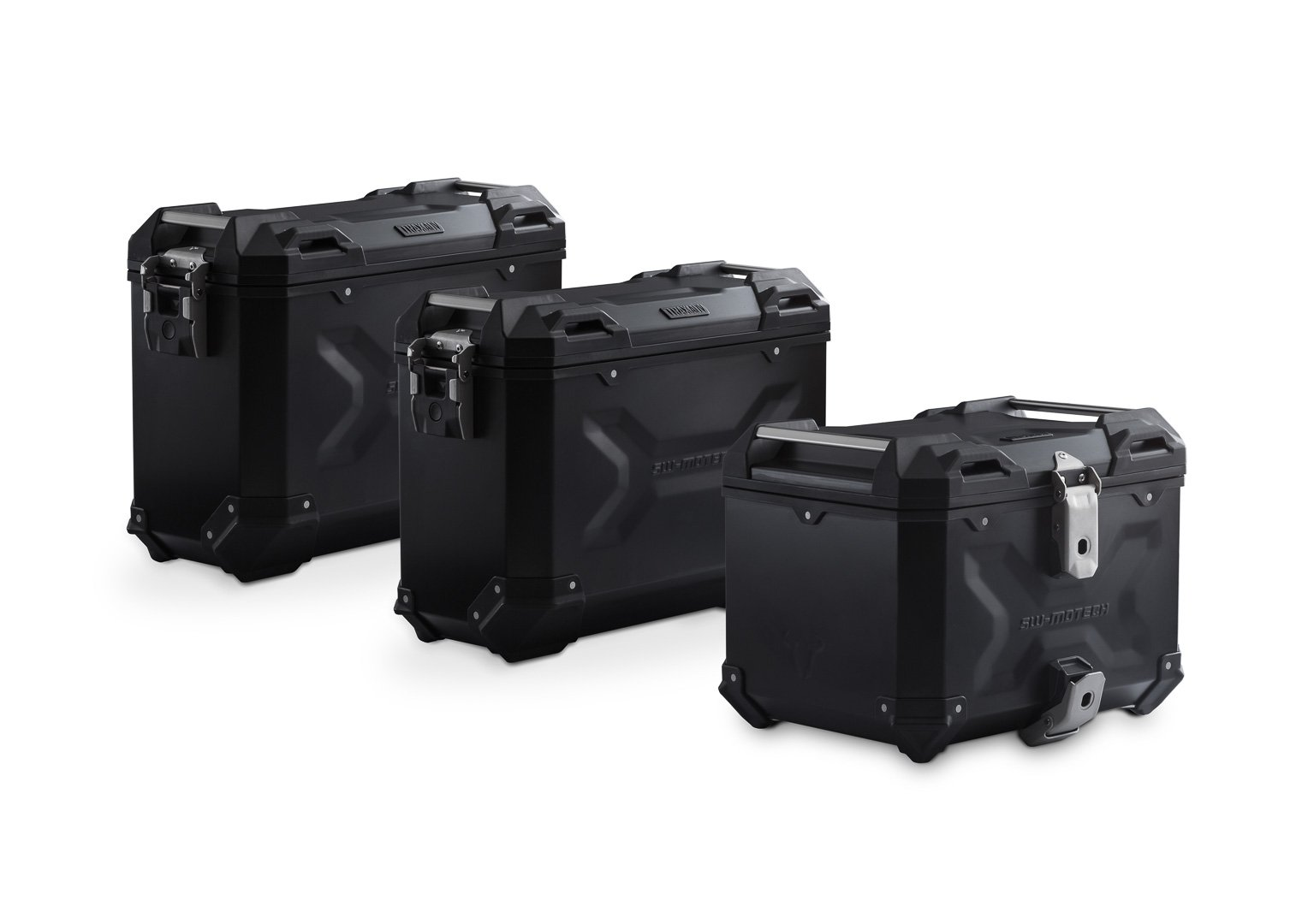 SW-Motech Adventure luggage set (black) Yamaha XT1200Z Super Tenere (10-)