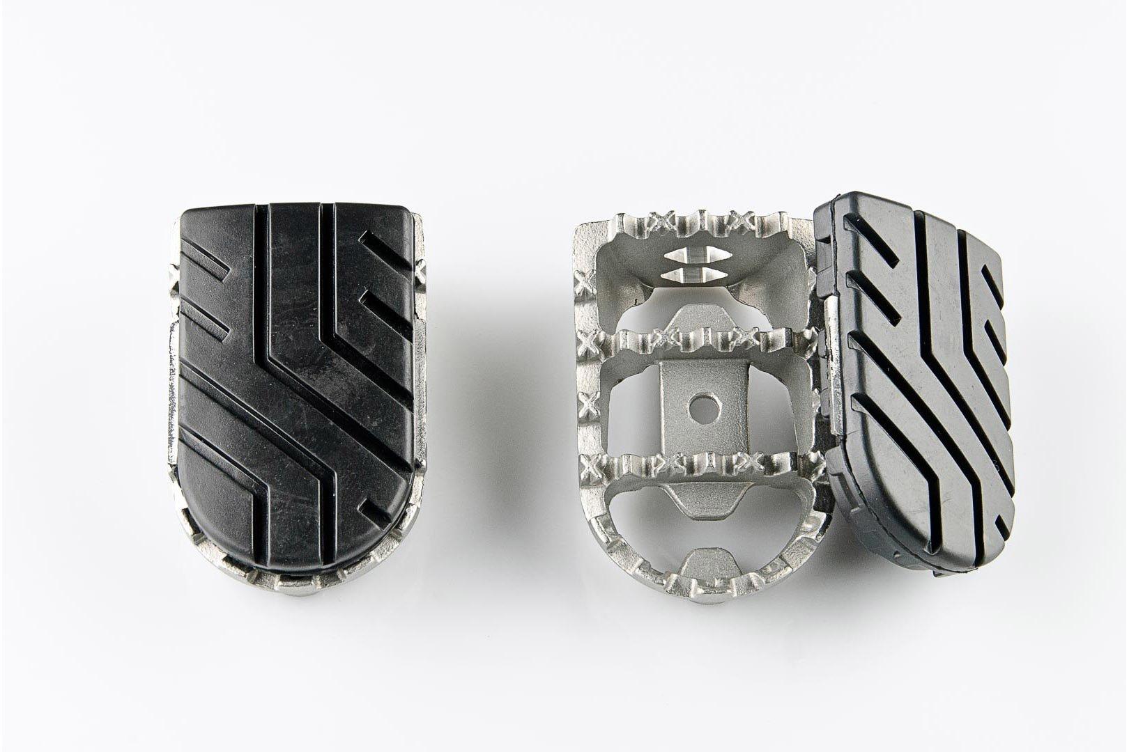 SW-Motech ION footrest kit Triumph Thruxton (04-)