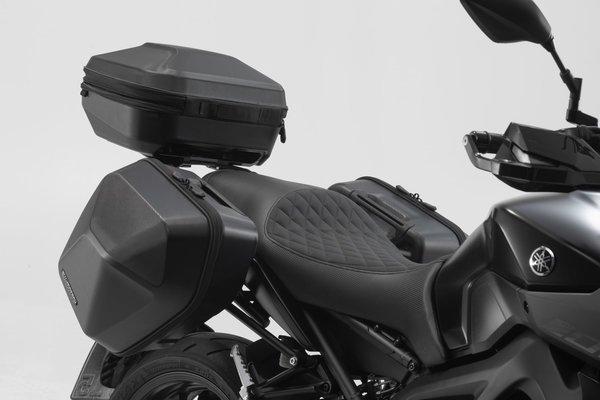 SW-Motech URBAN ABS top case system (black) BMW R1200GS (13-), R1250GS (18-)