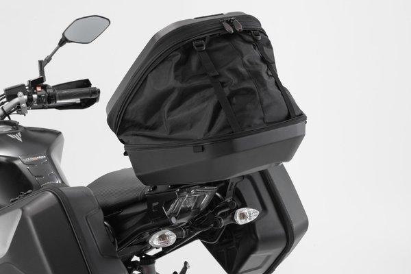 SW-Motech URBAN ABS top case system (black) Kawasaki Z650 (16-)
