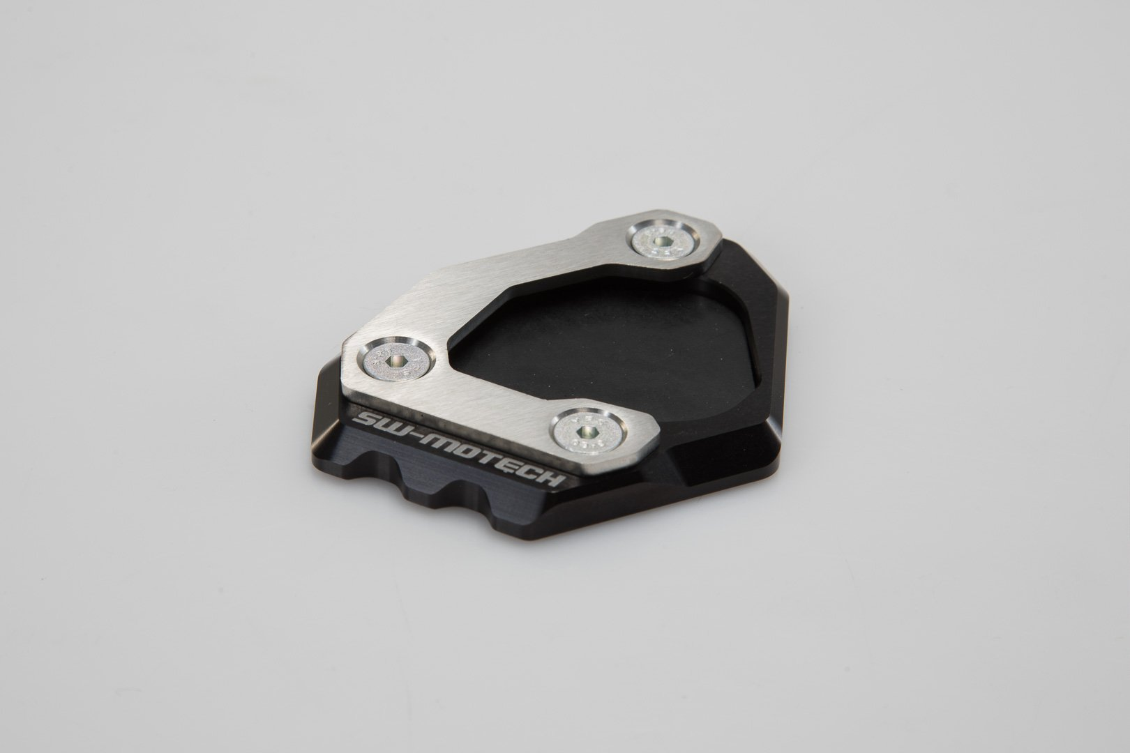 SW-Motech extension for side stand foot (black/silver) BMW G 310 GS (17-)