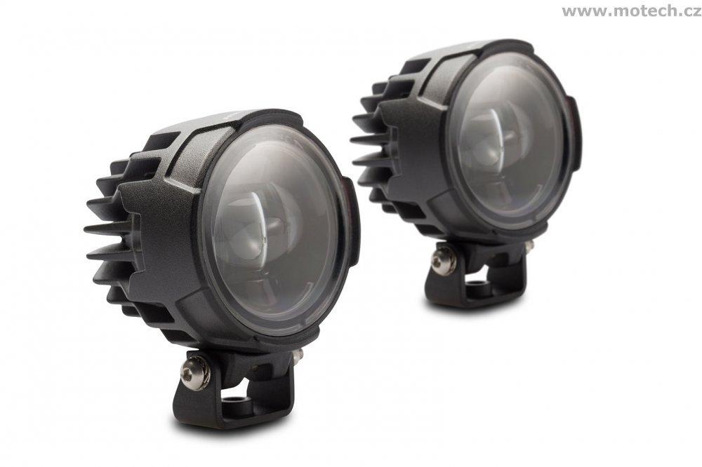 SW-Motech EVO high beam lights mounting kit