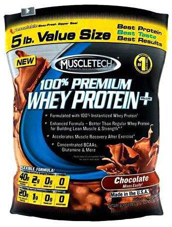 Muscletech Premium Whey 2,27kg