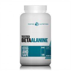 Tested Beta Alanine 180Kapslit