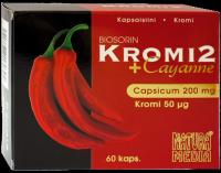 Kromi 2 + Cayanne