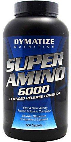 Dymatize Super Amino 6000 500 tabl