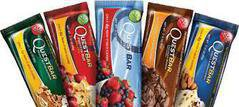 Quest Bar - nr1 batoon 12tk