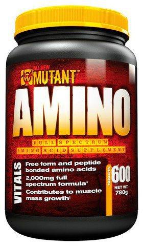 Mutant Amino 300 Kapslit