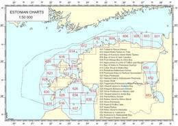 Eesti Navigatsioonikaardid 1:10 000-2 000 (Sadamad)