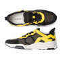 Guess, vīriešu apavi, FM6FIS FAB12 FISHNET, Melni/Dzelteni