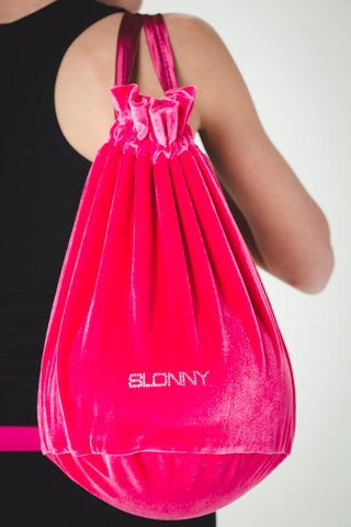 "Slonny ""Cute"" Ball Bag"
