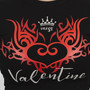 Girls Miss Valentine Long Sleeve Tee
