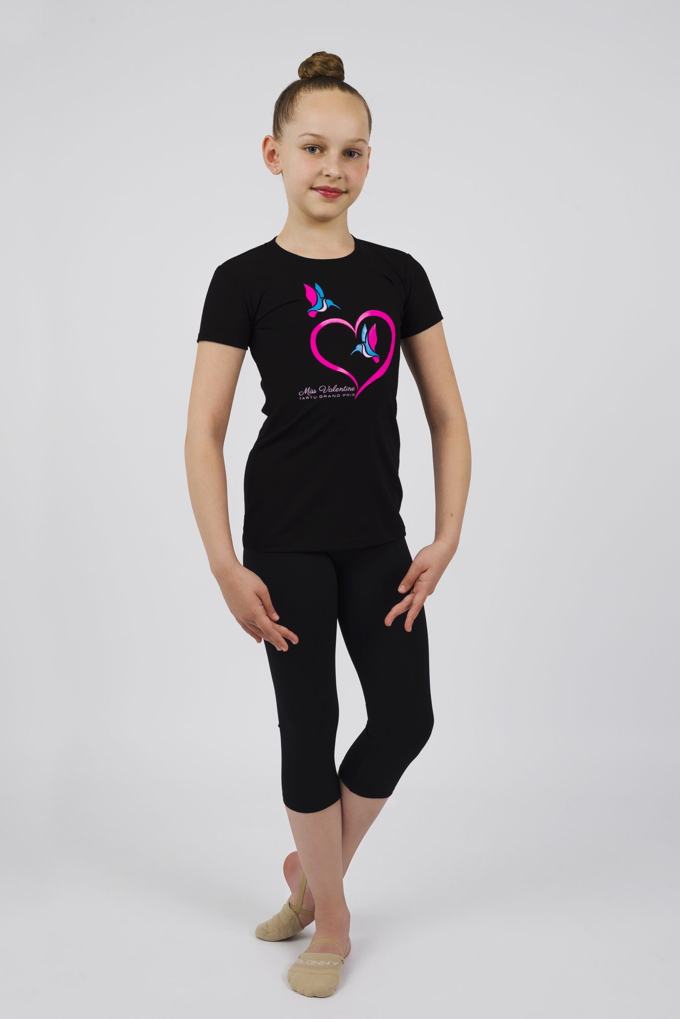 Girls Grand Prix Tee