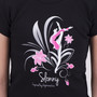 "Girls ""Flowerpower"" T-shirt"