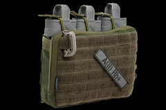 Three Magazine Admin Pouch